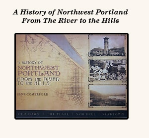 A Historyof Northwest Portland book cover