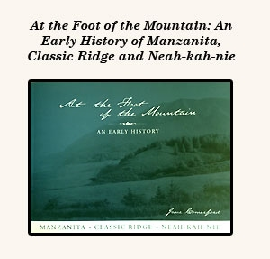 At the Foot of the Mountain book cover