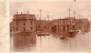 Everett Flanders 1894 flood